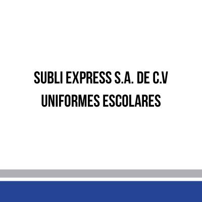 subli-express